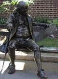 Image for Ben Franklin at UPenn