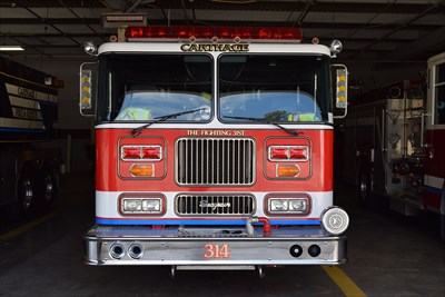 Carthage Fire Rescue - Carthage, NC, USA