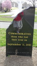 Image for 9/11 Monument - Laurel Grove Cemetery - Totowa, NJ