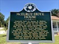Image for McElroy-Hoye House - Newton, MS