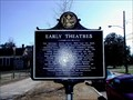 Image for Early Theaters - Muscogee Co., GA