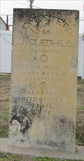 Image for Homestead of J. Gledhill -- Cawker City KS