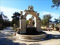 Image for Dolphin Fountain - Floriana, Malta