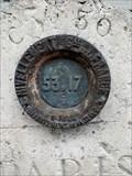 Image for Repère Bourdaloue - Seine n° 595 (Bourg-la-Reine, Ile-de-France, France)