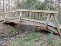 Image for Wooden Pedestrian Bridge Across Olmos Creek Tributary - San Antonio, TX