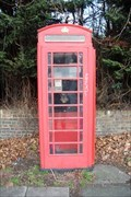 Image for Red Telephone Box - Ha-Ha Road, Woolwich, London, UK