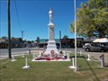 Image for Soldiers' Monument - Sarina, QLD