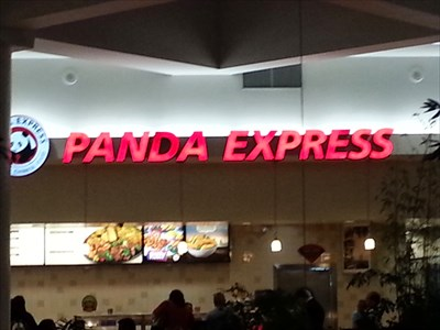 Panda Express Arden Fair Ca Chinese Restaurants On Waymarking