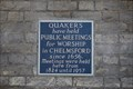Image for Quaker Meeting House - Duke Street, Chelmsford, UK
