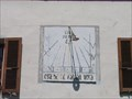 Image for Sundial in Couvent Saint-Francois, Vico, Corsica
