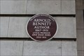 Image for Arnold Bennett -- Chiltern Court Building, Westminster, London, UK