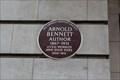 Image for Arnold Bennett -- Chiltern Court Building, Westminster, London, UK