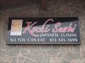 Image for Kochi Sushi Japanese Cuisine - Brockville, Ontario