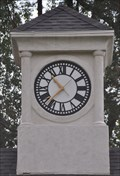 Image for Freedom Stage Clock ~ Richfield, Utah