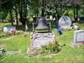 Image for Bell Headstone - Oak Grove Cemetery - Fenton, Michigan