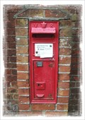 Image for Victorian Post Box - Cromer Road, Overstrand, Norfolk.