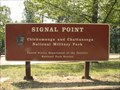 Image for Signal Point - Chickamauga and Chattanooga National Military Park