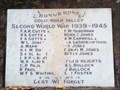 Image for WW2 Honour Roll - Colo, NSW, Australia