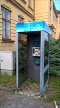 Image for Payphone / Telefonni automat - Škrobálkova, Ostrava-Kuncicky, Czech Republic