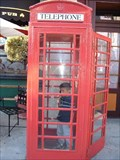 Image for Red Phone Booth - Universal Studios Hollywood