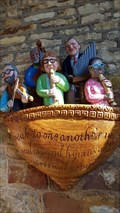 Image for Via Beata Sculpture - All Saints - Leamington Hastings, Warwickshire