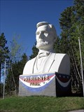 Image for Abraham Lincoln - Lawrence County, SD