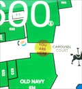 Image for Old Navy Map - Irvine, CA
