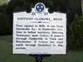 Image for Kentucky - Alabama Road 2E 37 - McMinnville, TN