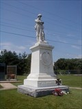 Image for Our Soldiers Monument, Mt. Jackson, VA