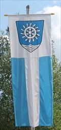 Image for Oberau municipal flag