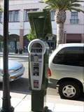 Image for Solar Panel parking meter - Redwood City, CA