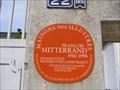Image for Maison natale de Francois Mitterrand - Jarnac,Fr