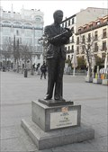 Image for Federico García Lorca - Madrid, Spain