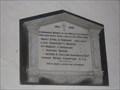 Image for World War I Memorial - St Mary's Church, Monewden, Suffolk, IP13 7DA