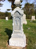 Image for ZINC - Fitzpatrick Family Monument - St. Marys Cemetery - LeRay, NY