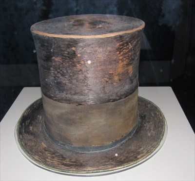 Lincoln s Top Hat - Washington 86582092e46