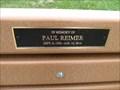 Image for Paul Reimer - Winnipeg, Manitoba