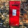 Image for Victorian Wall Post Box - Hattingley near Alton - Hampshire - UK