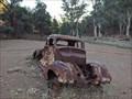 Image for Old Ute - Hannigan Gap, South Australia