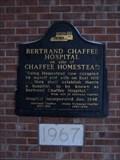 Image for Bertrand Chaffee Homestead - Springville, New York