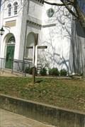 Image for Cross at Ebenezer UCC Church - Augusta, MO