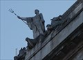 Image for Neptune  On Top Of Ship Canal House & Planet Neptune – Manchester, UK