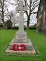 Image for Parish First World War Memorial - Bride, Isle of Man