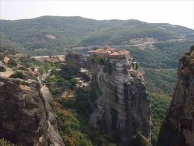 Meteoron Monastery - Meteora, Greece