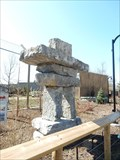 Image for Buffalo Zoo Inukshuk