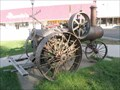 Image for Advance Thresher Co. Steam Tractor #1796 - Council, Idaho