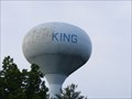 Image for Wright Ave Water tower - King, WI