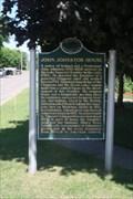 Image for John Johnston House