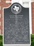 Image for Weatherford Post Office