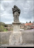 Image for St. John of Nepomuk on bridge  / Sv. Jan Nepomucký na moste - Sazená (Central Bohemia)